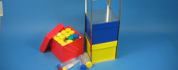 Truhengestell Box 113 mm hoch