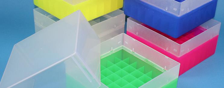 Kryoboxen Plastik