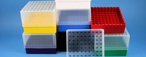 EPPI® PP boites de cryo encodé alpha numériquement ABC...