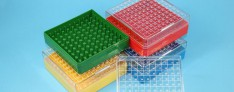 Kryoboxen PC 133x133x52 mm hoch