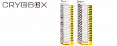 MTP Etagère verticale boite 18 mm h.
