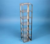 BRAVO Truhengestell 110, für 6 Kryoboxen bis 133x133x113 mm