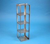BRAVO Truhengestell 130, für 4 Kryoboxen bis 133x133x133 mm