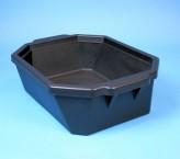 Thorbi Isolierbehälter / Ohne Deckel, Inhalt 9 Liter schwarz