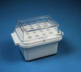 Isotherm Quick Freeze -70°C für 12 Röhrchen von 0,5 ml bis 2,0 ml weiss
